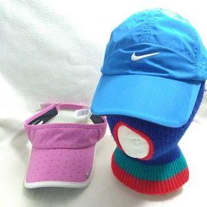 🌼Nike Dri-FIT hat Golf visor lot dri fit bundle